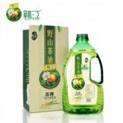 赣江纯正山茶油1.8L 压榨一级